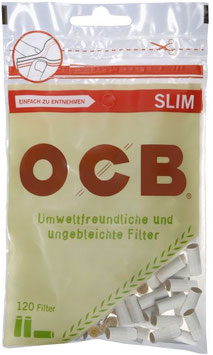 """Filter """"OCB slim"""""""