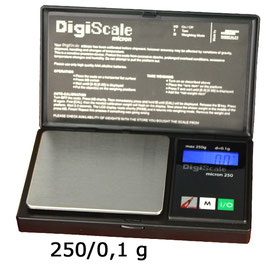 "Digitalwaage ""Micron-250"""