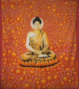 """indisches Dekotuch """"Buddha"""""""