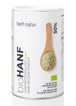 Bio Hanf Protein Pulver