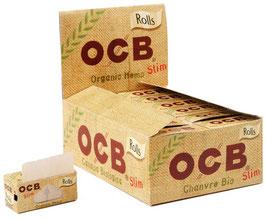 """OCB Rolls """"Organic Hemp"""""""