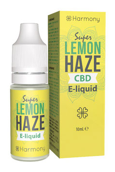 "Harmony ""Lemon Haze 1%"""