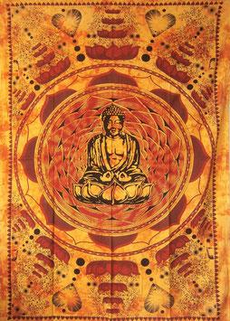 """indisches Dekotuch""""Buddha"""""""