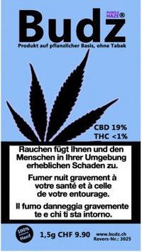 "Budz ""Purple Haze Treibhaus"""