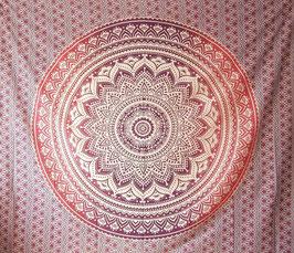 """indisches Dekotuch """"Mandala"""""""