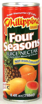 Four Seasons Juice