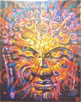 "Blotter Art ""Buddha"""