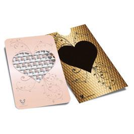 "Grinder Card ""Goldherz"""