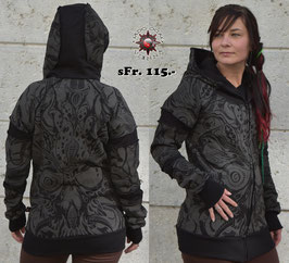 "Kapuzenjacke ""Biomechanic"""