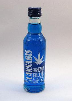 """Rushkinoff """"Cannabis Blue Licor"""""""