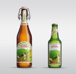 "Bier ""Hanfblüte"""