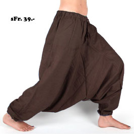 "Aladinhose ""Brown"""