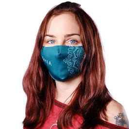 """Gesichtsschutzmaske """"Mandala"""""""