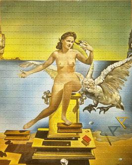 """Blotter Art """"Salvador Dali"""""""