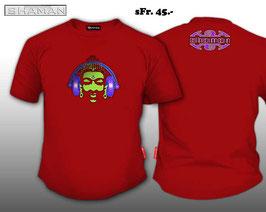 "T-Shirt ""DJ Buddha"""