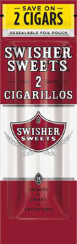 Swisher Sweets Cigarillos Classic