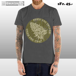 "T-Shirt ""Hemp for Future"""