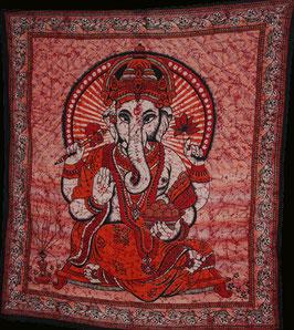 """indisches Dekotuch """"Ganesh"""""""