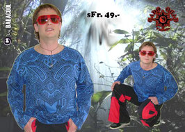 "Langarmshirt ""Polynesia"""