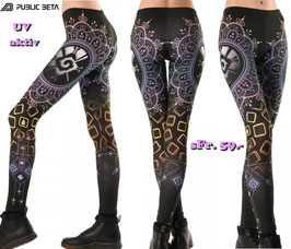 "Leggings ""Hunab Ku"""