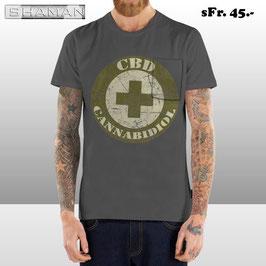 "T-Shirt ""CBD"""