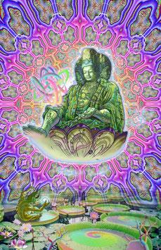 """""""Maitreya"""" von Luke Brown"""