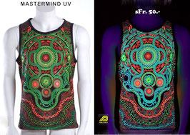 "ärmelloses Shirt ""Mastermind"""