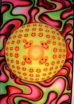 "UV Airbrush ""Smiley"""