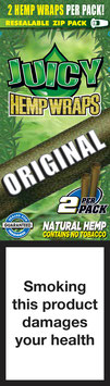 "Juicy Hemp Wraps ""Original"""