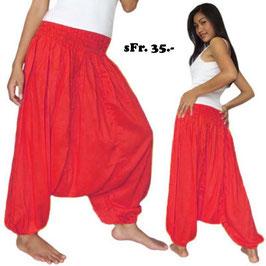 """Aladinhose """"Red"""""""
