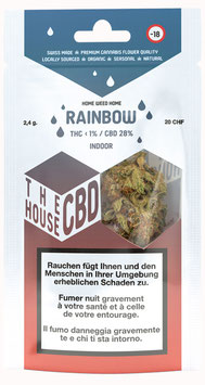 "The House CBD ""Rainbow Indoor"""