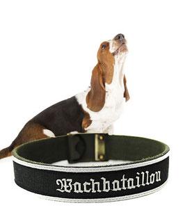 Hunde-Halsband Wachbataillon