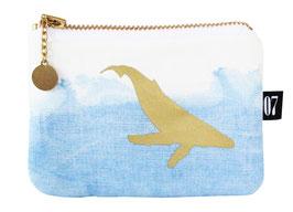 Täschchen Moby Dick