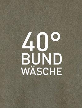 40° Bundwäsche. Tshirt