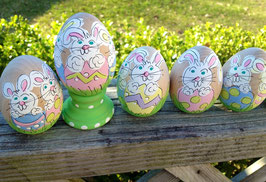 Eggs- Assorted designs for boys and girls