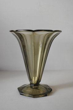 Belgisch Rookglas Vaas, Kelk