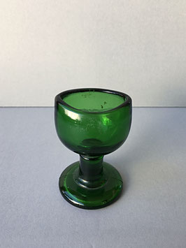 Groen oogglaasje 1