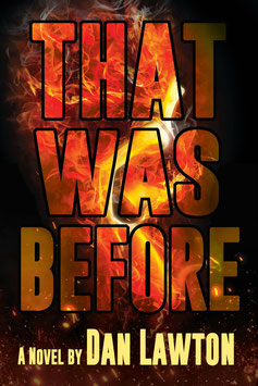 Author Signed Paperback of THAT WAS BEFORE