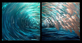 """BLUE WAVE"""