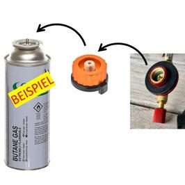 Gas-Adapter
