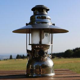 """Lampenschirm 2-teilig """"HK500"""" Edelstahl"""