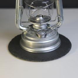 Untersetzer für Öllampe, Schiefer