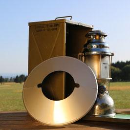 "Lampenschirm 2-teilig ""HK500"" Messing"