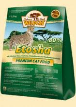 Wildcat Etosha Trockenfutter mit Geflügel für Katzen