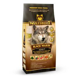 Wolfsblut Adult Black Marsh Trockenfutter 15 kg