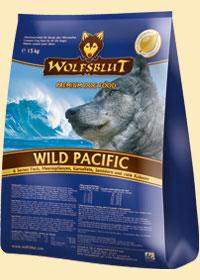 Wolfsblut Wild Pacific Trockenfutter für Hunde mit Seefisch 15 kg