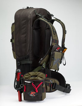 XP Rucksack (Professionell) + XP Fundtasche