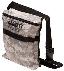 Garrett Fundtasche
