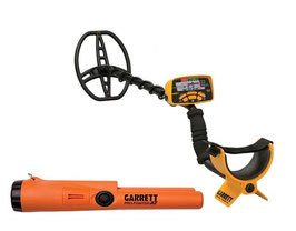 Garrett ACE 400i  Metalldetektor + Pro Pointer AT