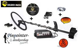 Golden Mask Deep Hunter Pro 5
